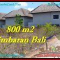 FOR SALE LAND IN JIMBARAN BALI TJJI098