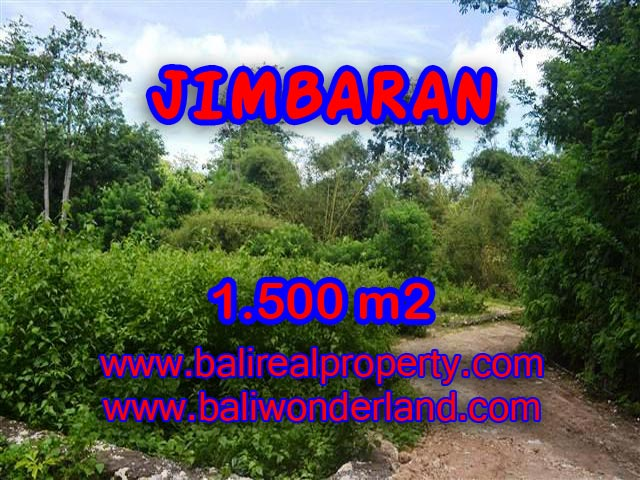 Land in Bali for sale, Amazing view in Jimbaran Ungasan Bali – TJJI069