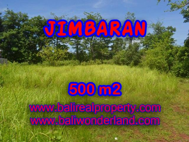 Beautiful Land for sale in Bali, villa environtment in Jimbaran Bali – TJJI065