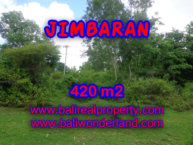 Stunning Land for sale in Bali, villa environment in Jimbaran Bali - TJJI060
