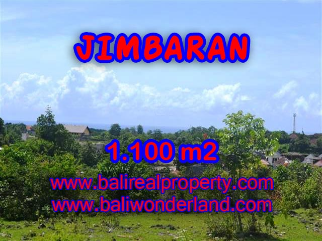 Land for sale in Bali, astonishing view in Jimbaran Ungasan Bali – TJJI067