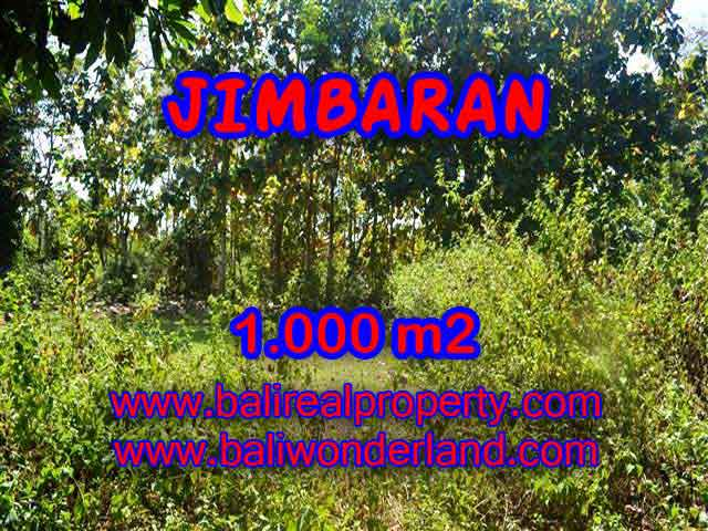 Land in Jimbaran for sale, Outstanding view in Jimbaran Ungasan Bali – TJJI071