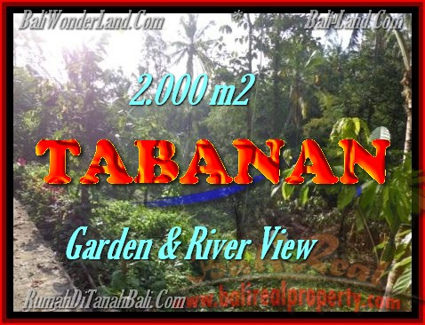 Outstanding Property in Bali for sale, land in Tabanan for sale – TJTB149
