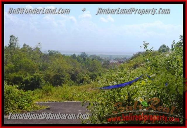 FOR SALE Exotic PROPERTY 225 m2 LAND IN Jimbaran Uluwatu BALI TJJI078