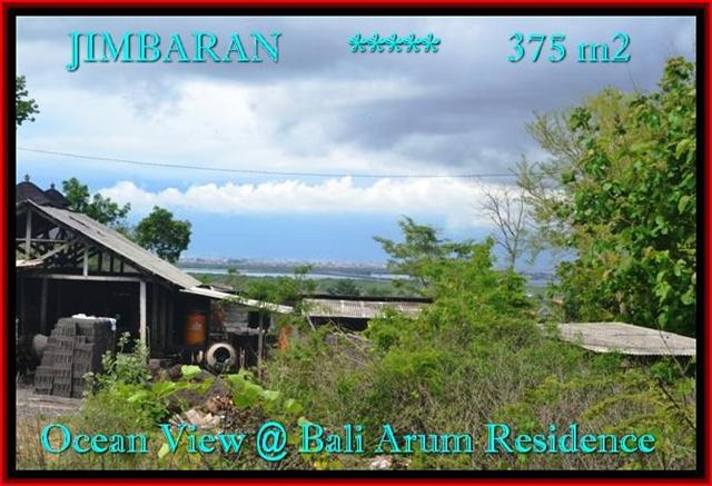 Magnificent 375 m2 LAND FOR SALE IN Jimbaran Uluwatu BALI TJJI094