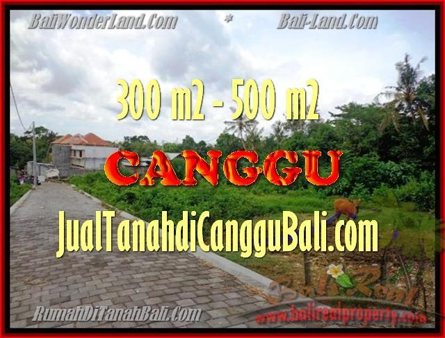 FOR SALE LAND IN CANGGU BALI TJCG150