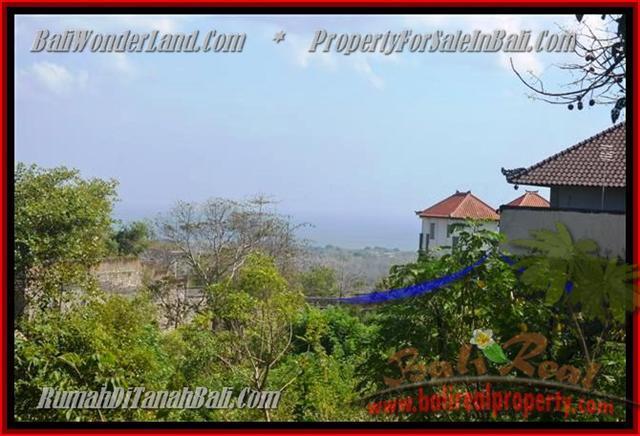 FOR SALE 750 m2 LAND IN Jimbaran Ungasan TJJI080