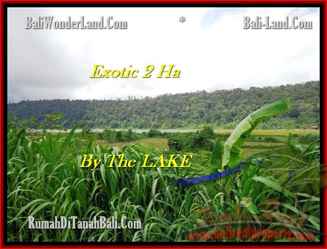 Magnificent LAND SALE IN Tabanan Bedugul BALI TJTB195