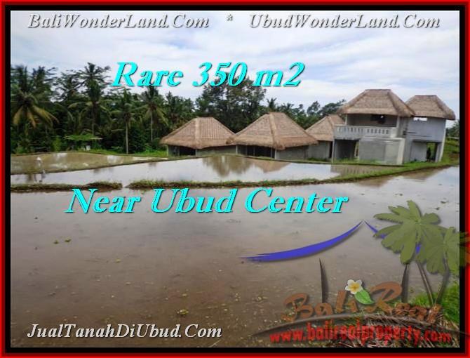 Beautiful 350 m2 LAND FOR SALE IN UBUD BALI TJUB476