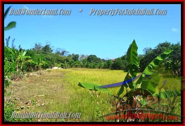 Affordable PROPERTY Jimbaran Ungasan LAND FOR SALE TJJI075