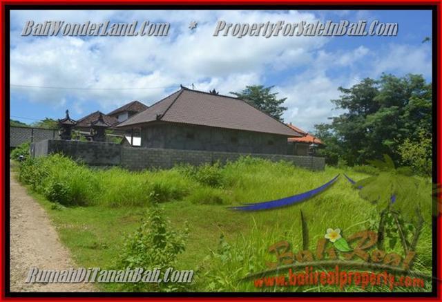 Exotic PROPERTY 500 m2 LAND FOR SALE IN JIMBARAN TJJI065