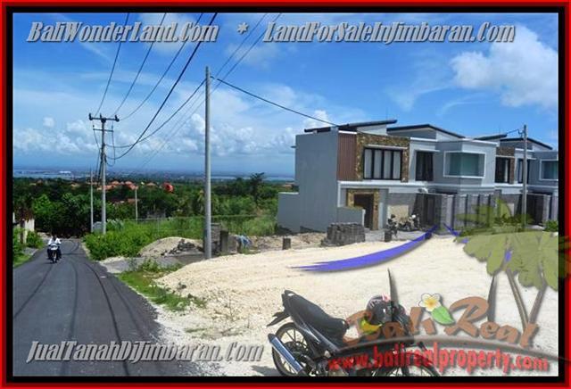 Exotic PROPERTY 500 m2 LAND FOR SALE IN JIMBARAN TJJI066