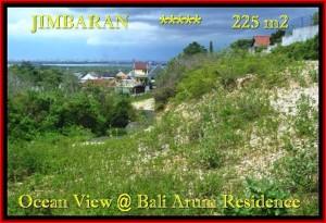 Magnificent PROPERTY 225 m2 LAND FOR SALE IN JIMBARAN TJJI092