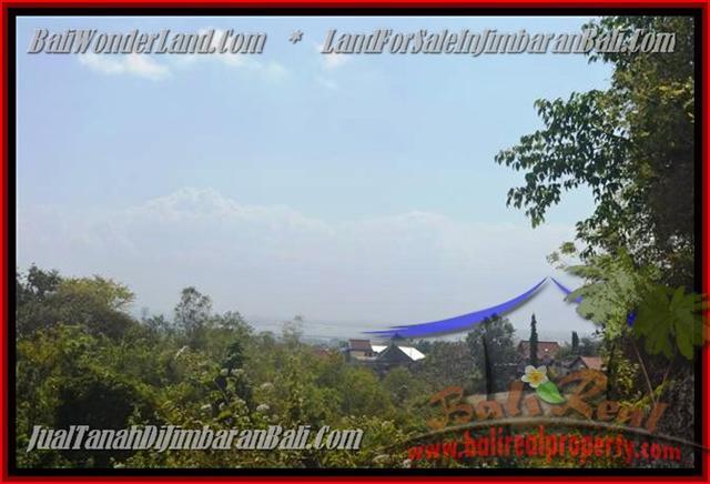 Exotic 375 m2 LAND SALE IN Jimbaran Uluwatu BALI TJJI077