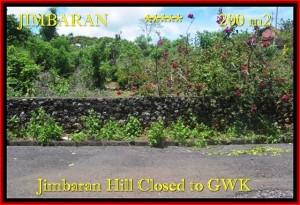 Magnificent LAND FOR SALE IN Jimbaran Ungasan TJJI086