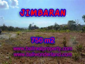Affordable PROPERTY 750 m2 LAND IN JIMBARAN FOR SALE TJJI079