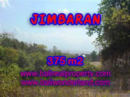 Magnificent PROPERTY 375 m2 LAND SALE IN JIMBARAN TJJI077