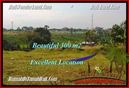 Exotic PROPERTY 300 m2 LAND SALE IN CANGGU TJCG185