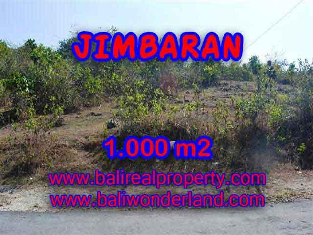 Beautiful PROPERTY Jimbaran Ungasan BALI LAND FOR SALE TJJI074