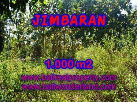 Exotic PROPERTY LAND FOR SALE IN Jimbaran Ungasan BALI TJJI071