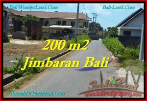 Affordable PROPERTY 200 m2 LAND IN JIMBARAN BALI FOR SALE TJJI101