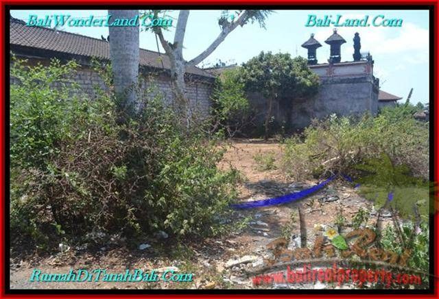 Magnificent PROPERTY 200 m2 LAND IN JIMBARAN BALI FOR SALE TJJI102