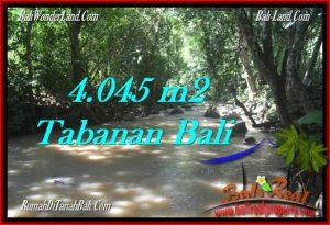 Exotic LAND SALE IN Tabanan Selemadeg BALI TJTB277