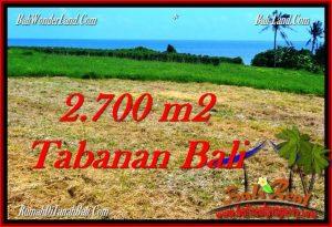 Affordable PROPERTY LAND FOR SALE IN TABANAN TJTB286
