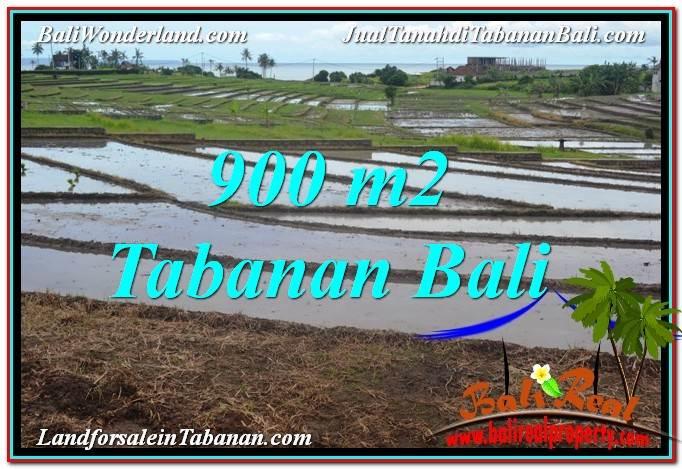 Exotic LAND IN TABANAN FOR SALE TJTB308