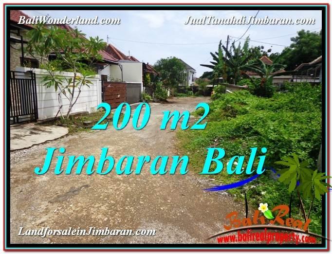Affordable PROPERTY 200 m2 LAND SALE IN Jimbaran Ungasan TJJI106