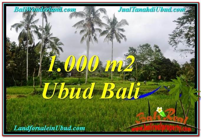 LAND FOR SALE IN Ubud Payangan BALI TJUB570