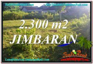 FOR SALE Beautiful PROPERTY LAND IN Jimbaran Ungasan BALI TJJI117