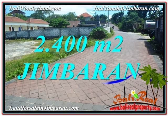 Exotic LAND IN Jimbaran Uluwatu FOR SALE TJJI110