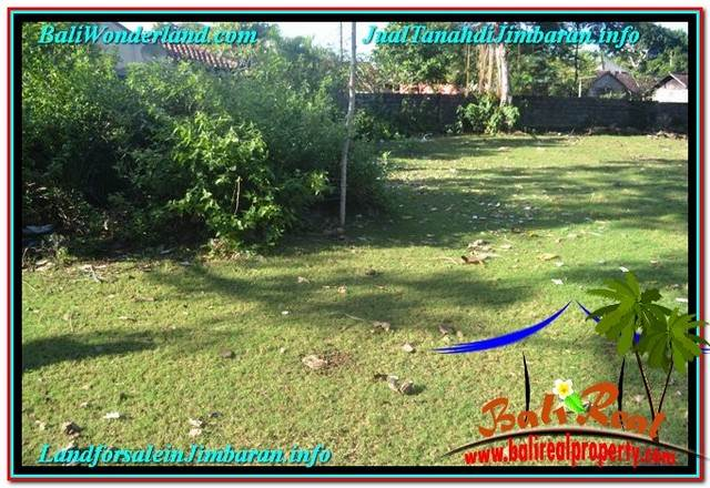 Exotic Jimbaran Uluwatu LAND FOR SALE TJJI115