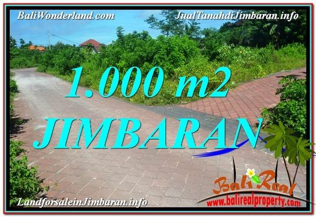 FOR SALE Magnificent LAND IN JIMBARAN BALI TJJI111
