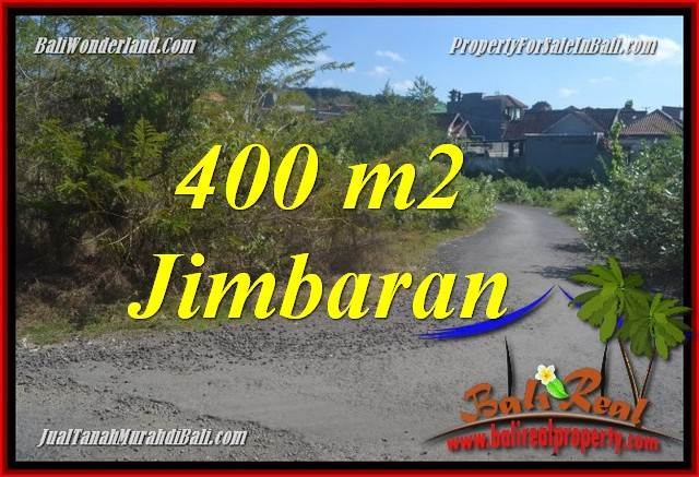 FOR SALE Magnificent 400 m2 LAND IN JIMBARAN TJJI119