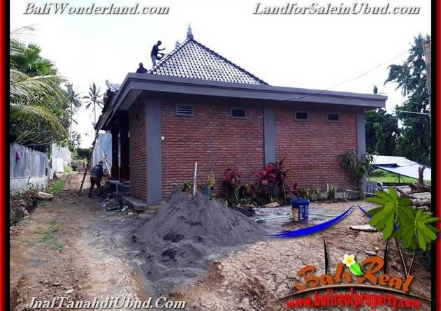 FOR SALE Exotic PROPERTY LAND IN UBUD TJUB657