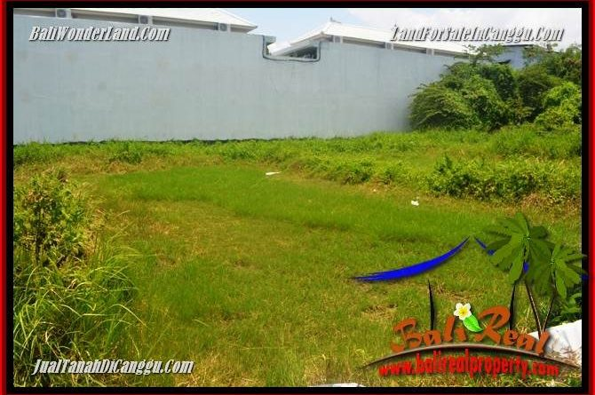 Beautiful CANGGU 728 m2 LAND FOR SALE TJCG222