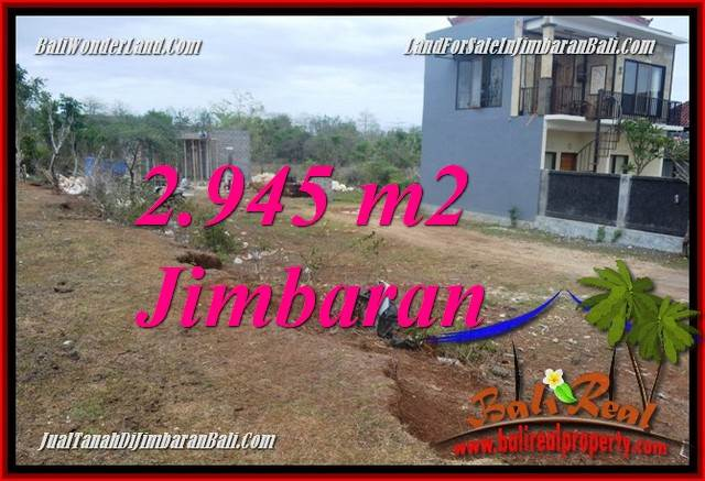 Exotic PROPERTY LAND IN JIMBARAN FOR SALE TJJI132