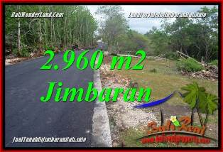Beautiful PROPERTY 2,960 m2 LAND FOR SALE IN JIMBARAN TJJI133A