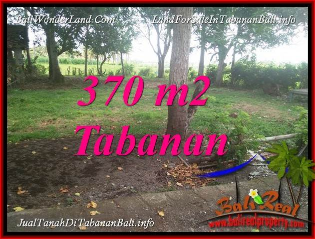 Exotic LAND SALE IN TABANAN BALI TJTB383