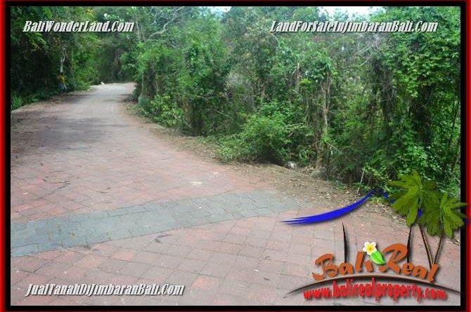 Exotic JIMBARAN ULUWATU BALI 1,200 m2 LAND FOR SALE TJJI128A