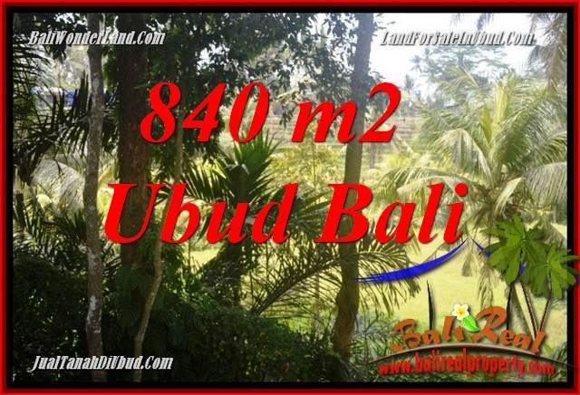 Exotic Ubud Bali Land for sale TJUB685