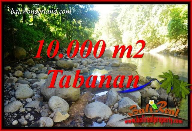 Magnificent Property Land for sale in Tabanan Bali TJTB406