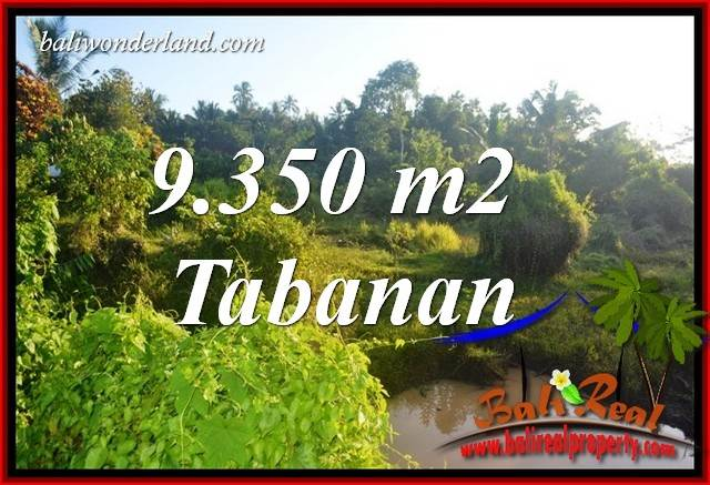Beautiful Property Land in Tabanan Bali for sale TJTB409