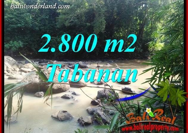 Exotic Property Land sale in Tabanan TJTB411