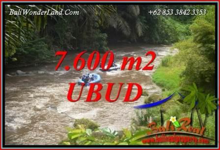 Beautiful Property Ubud Bali Land for sale TJUB705