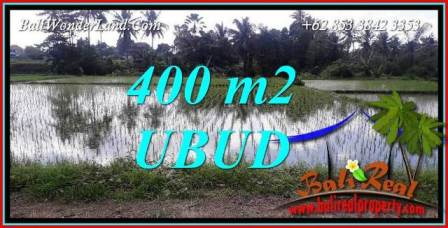 FOR sale Affordable Property Land in Ubud TJUB721
