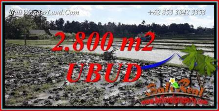 FOR sale Affordable Land in Sentral Ubud Bali TJUB722