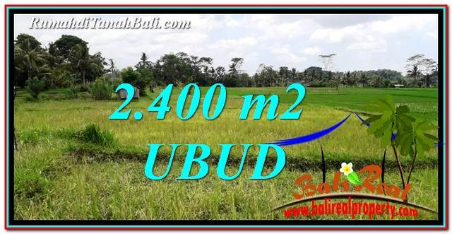 Exotic LAND IN UBUD FOR SALE TJUB757